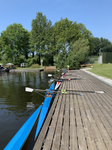 Skiff-trainingsweekend 22-23 juni 2019